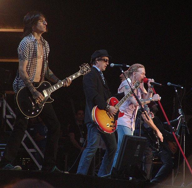 Guns N' Roses(ガンズ・アンド・ローゼズ)