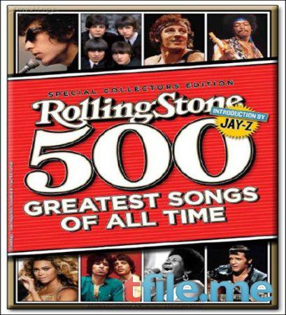 ローリング・ストーンの選ぶオールタイム・グレイテスト・ソング500