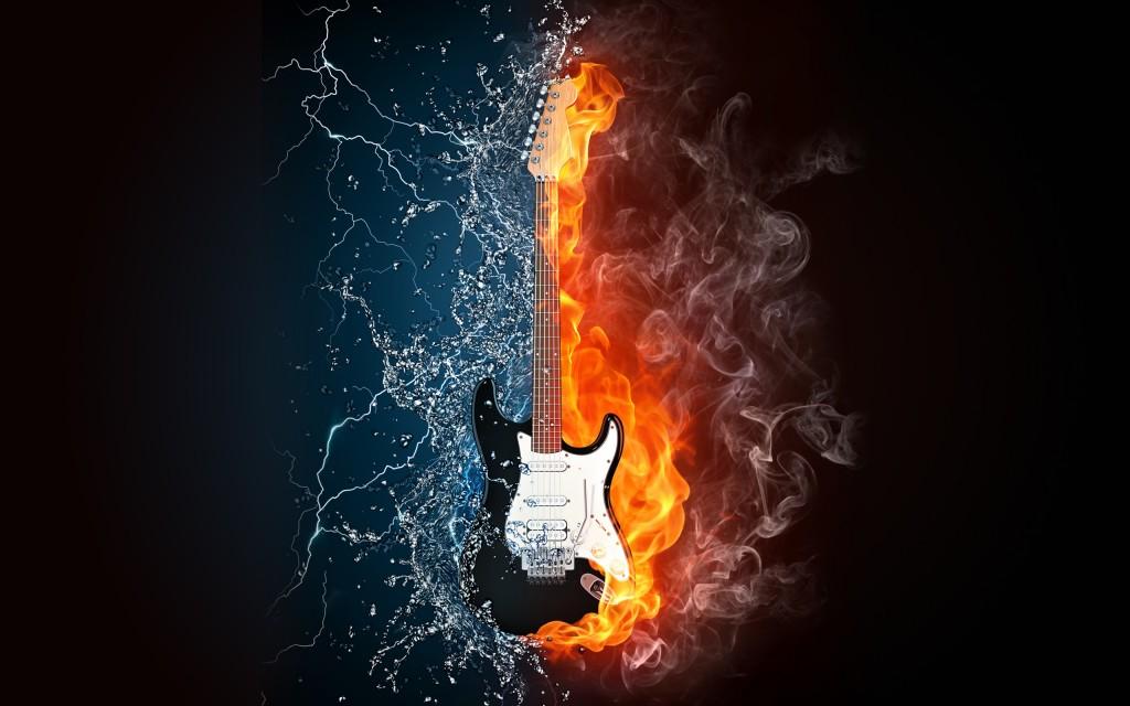 Guitar-guitar-fire