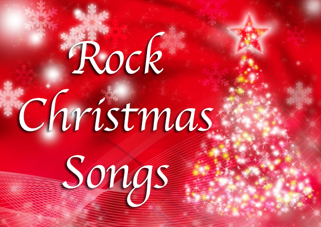 Rock Christmas Songs 10