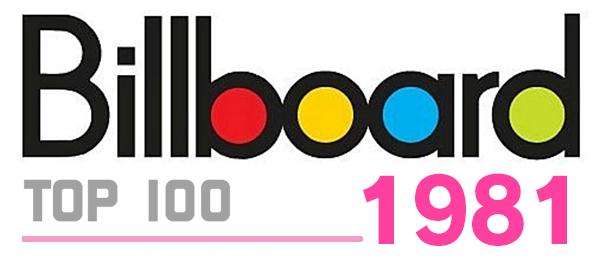 billboard-top100-1981