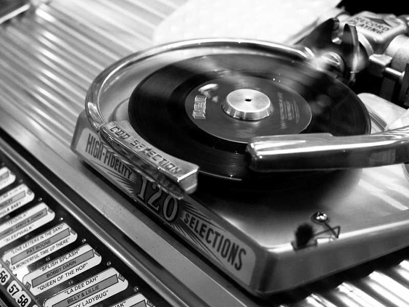 jukebox 45 rpm